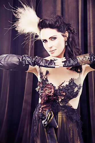 Physical Beauty wallpaper possibly containing a jantar dress and a coquetel dress entitled Sharon antro, den Adel