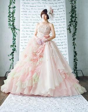 Shinoda Mariko in LOVE MARY Dresses