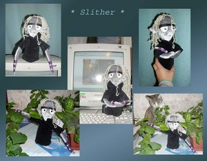 Slither Plushie