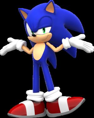 Smug Sonic