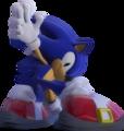 Sonic Pose - sonic-the-hedgehog fan art