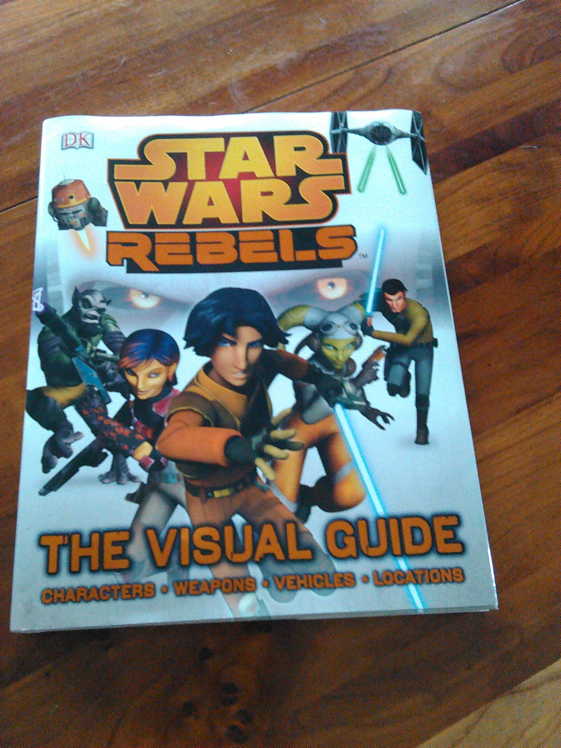 Star Wars Rebels Images Star Wars Rebels The Visual Guide Hd