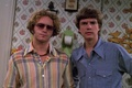Steven Hyde and Eric Forman