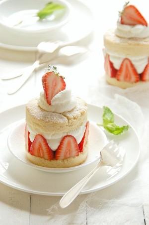 草莓 甜点