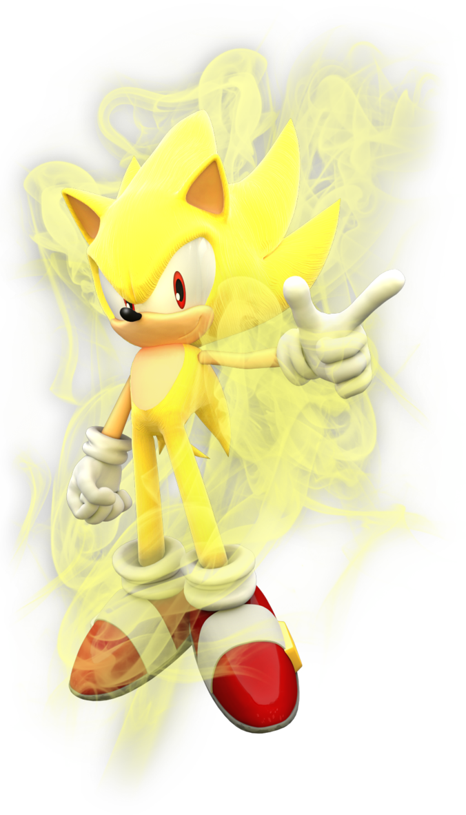 Super Sonic Time!