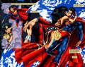 Superman and Wonder Woman - superman-and-wonder-woman photo