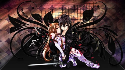 Sword Art Online wallpaper containing anime called Sword Art Online