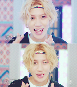 TAEMIN DOWNTOWN BABY
