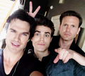 TVD behind the scenes season 6