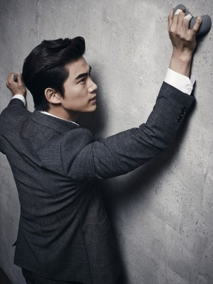 Taecyeon for 'Sieg Fahrenheit'