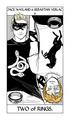 Tarot cards. Jace