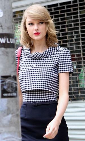 Taylor rápido, swift aleatório