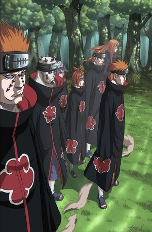 The 6 Paths of Pain.
