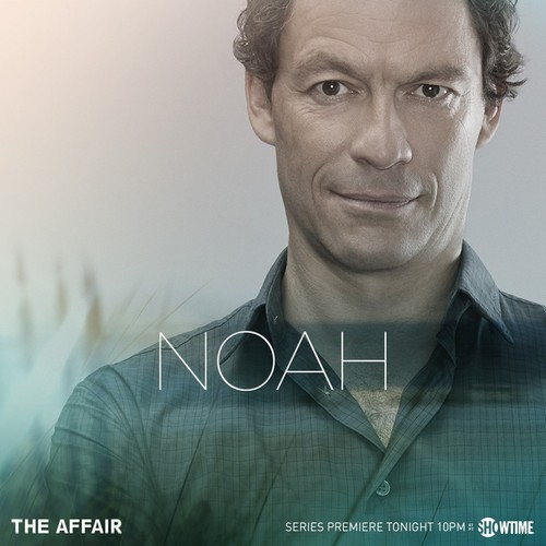 The Affair (2014 TV Series) wolpeyper possibly containing a portrait called The Affair Characters