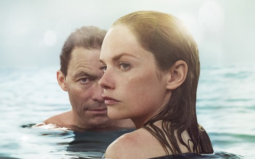 The Affair (2014 TV Series) wolpeyper probably with a bather, a water, and a hot tub called The Affair