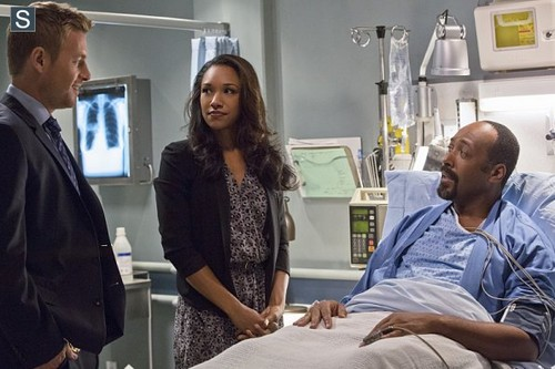 The Flash (CW) fond d'écran called The Flash - Episode 1.03 - Things toi Can't Outrun - Promo Pics