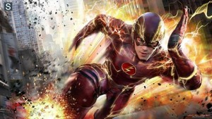 The Flash - New Promotional चित्र