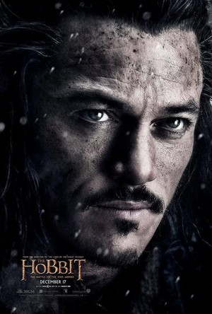 The Hobbit: The Battle Of The Five Armies - Bard the Bowman Character Poster