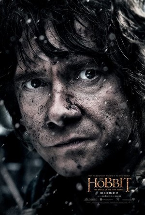 The Hobbit: The Battle Of The Five Armies - Bilbo Baggins Character Poster