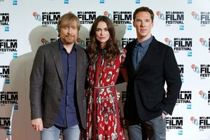 The Imitation Game - BFI लंडन Film Festival Red Carpet