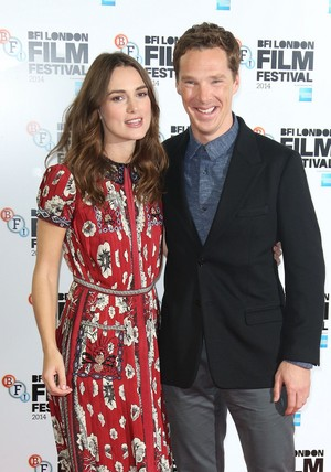 The Imitation Game - BFI London Film Festival Red Carpet