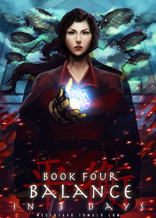 The Legend of Korra's Final Book Countdown