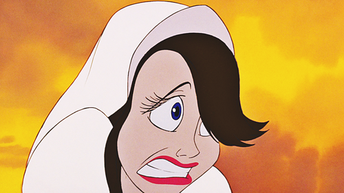 """Vanessa from """"The Little Mermaid"""" wallpaper with anime titled The Little Mermaid Screencaps - Crash the Wedding"""