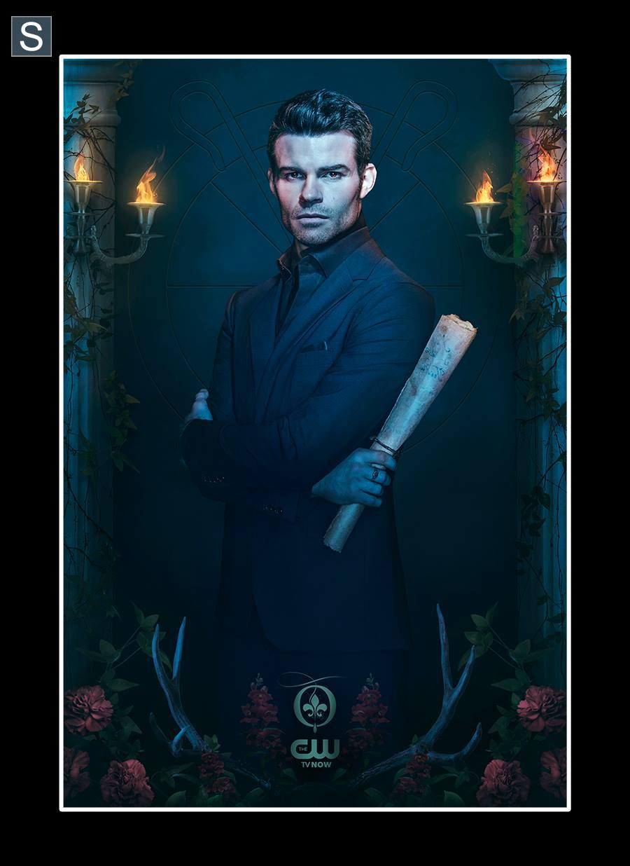 The Originals - Season 2 - Character Portrait - Elijah