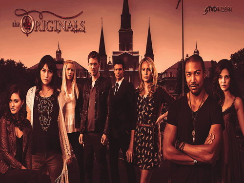 the originals wallpaper called The Originals