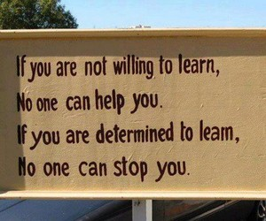 The Rules of Learning