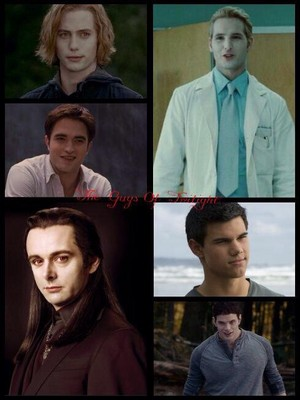 The guys Of Twilight