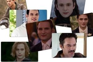 The guys of Twilight