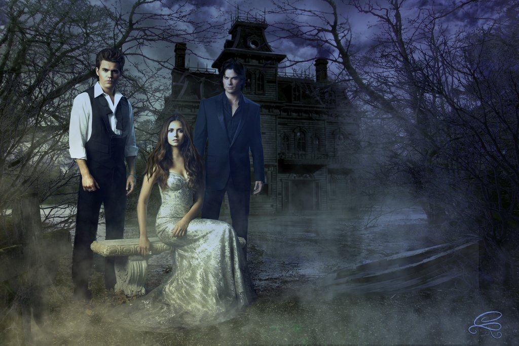 vampire diaries characters - 1024×683