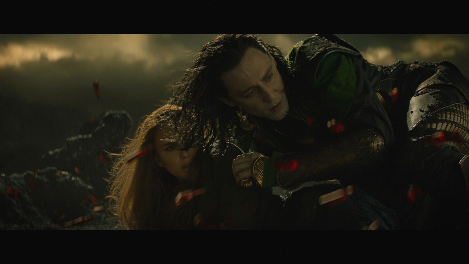 Loki and Jane images Thor the dark world screencaps HD ...