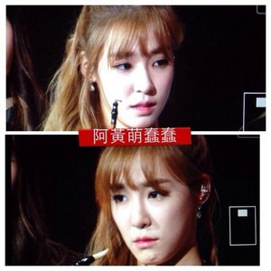 Tiffany Crying