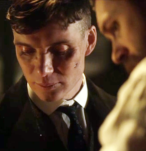 Tom Hardy, Cillian Murphy Series 2 Peaky Blinders