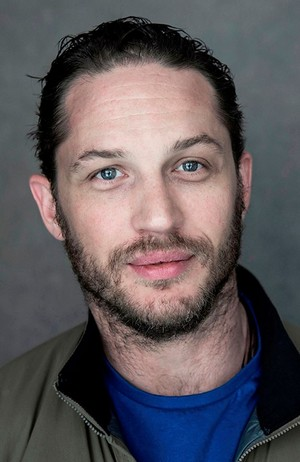 Tom Hardy promotes his new movie THE DROP