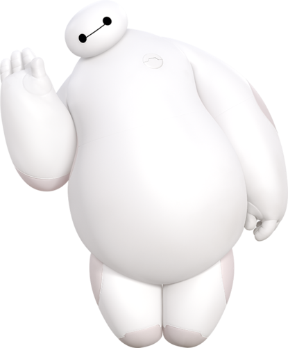 Big Hero 6 Hintergrund called Transparent Baymax