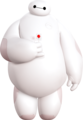 Transparent Baymax