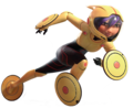 Transparent GoGo Tomago