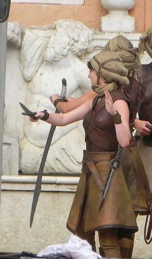 Rosabell Laurenti Sellers Tyene Sand Game of Thrones