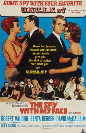 U.N.C.L.E. movie poster