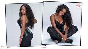 Unseen fotografias - Naomi