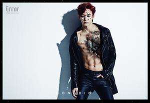 VIXX Hongbin - 'Error' jas foto's