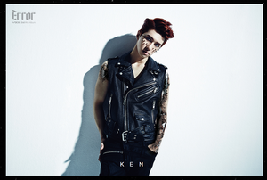 VIXX Ken - 'Error' veste photos