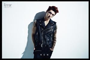 VIXX Ken - 'Error' jas foto's