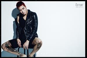 VIXX Ravi - 'Error' Jacket Photos