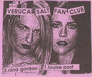 Veruca Salt - Nina and Louise