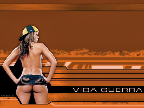 Vida Guerra wallpaper entitled Vida Guerra