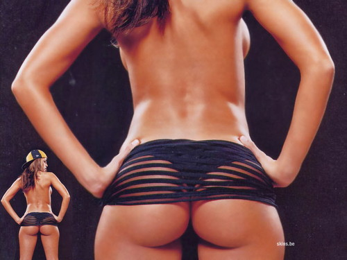 Vida Guerra wallpaper possibly with a bikini and a swimsuit titled Vida